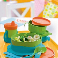 Детская посуда для кормления