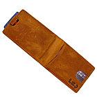 Кожаный купюродержатель i.m.p с защитой от воровства - технология RFID, фото 10