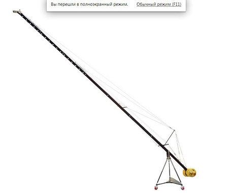 Операторский кран PROAIM /10м/ штатив, стрела, фото 2