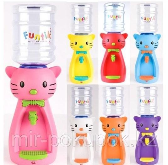 Детский диспенсер для воды и напитков Аква няня (кулер для детей)