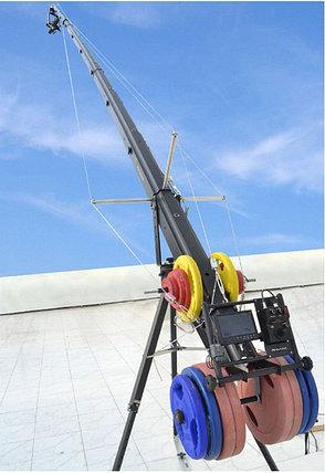 PROAIM/10 м/ СУПЕР КОМПЛЕКТ с телескопической стрелой и головкой, фото 2
