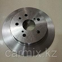 Тормозной диск задний SUZUKI SX4 RW416, BOSCH