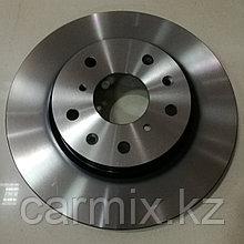 Тормозной диск передний SUZUKI SX4 RW416, TRW GERMANY