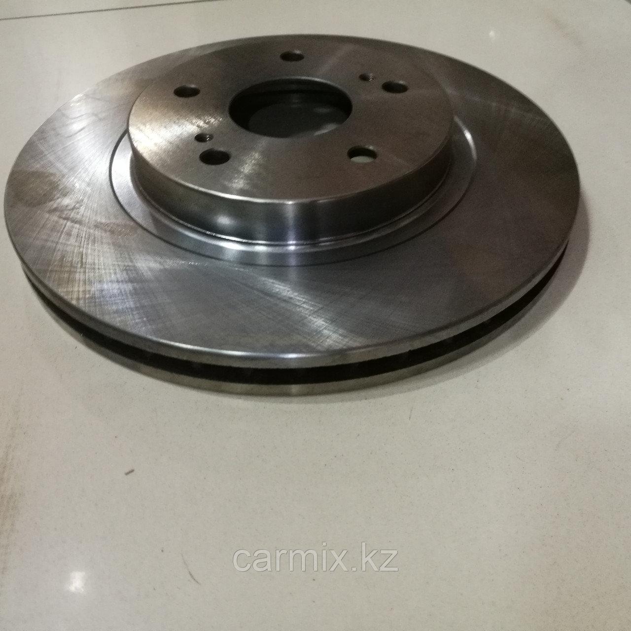 Тормозной диск передний SUZUKI GRAND VITARA 2005-2012, DODA, CHINA