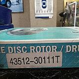 Диск тормозной передний CROWN, фото 5
