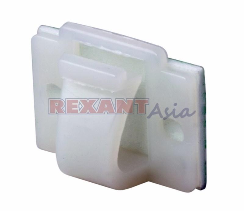 Площадка самоклеящаяся c клипсой под шлейф REXANT (ПКШ) 20х14 мм, упаковка 100 шт., ( 07-2320 )