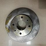 Тормозной диск передний HYUNDAI ELANTRA, KIA CERATO, LANCER, VALEO, KOREA, фото 2