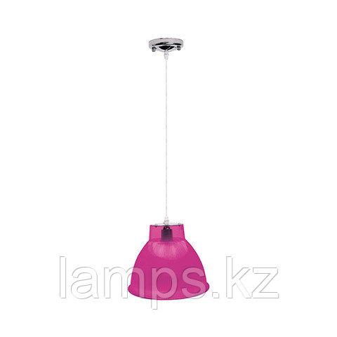 Светильник подвесной промышленный светодиодный AFRODIT 100W розовый
