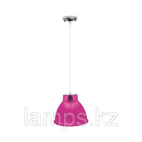 Светильник подвесной промышленный светодиодный AFRODIT 100W розовый , фото 2