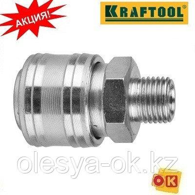 Переходник для пневмоинструмента, KRAFTOOL EXPERT QUALITAT 06594
