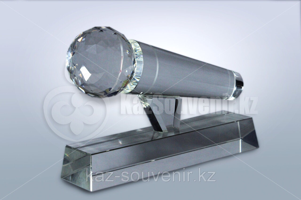 Наградной кубок «Микрофон»