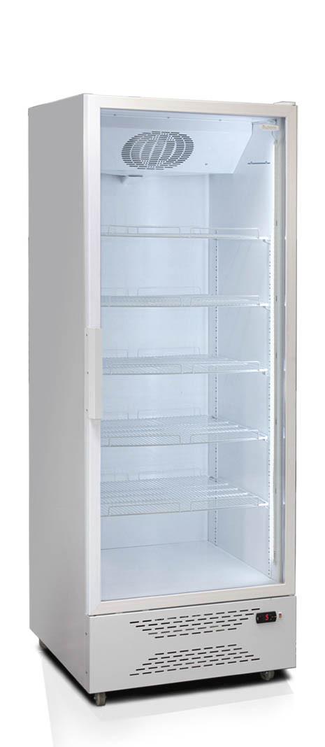 Шкаф - витрина Бирюса 770DN