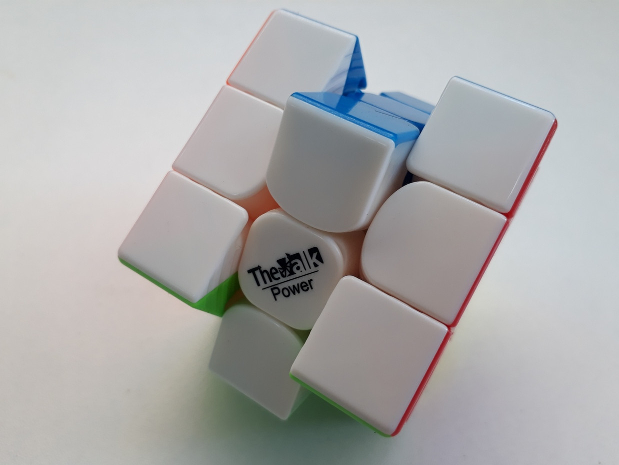 Кубик MoFangGe 3X3 The Valk 3 Power - Color