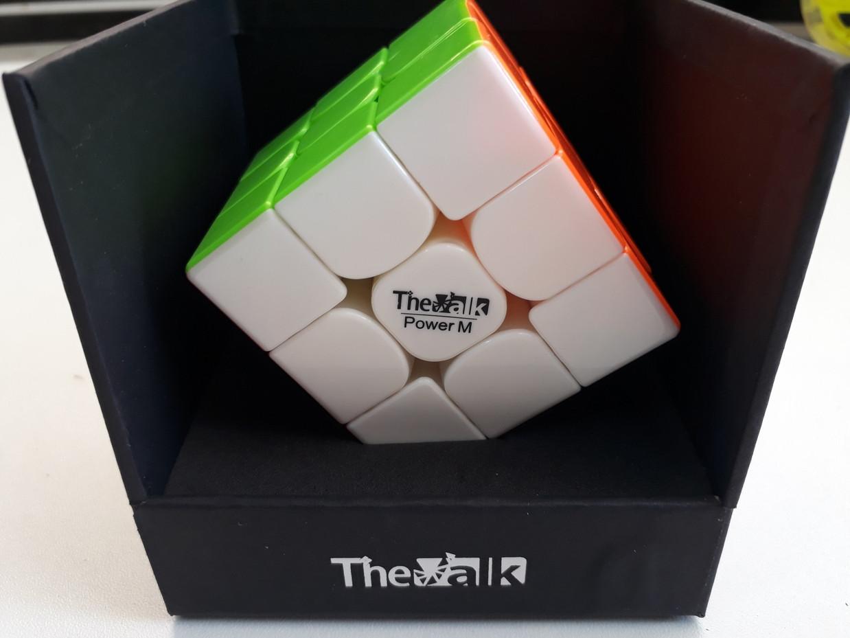 Кубик MoFangGe 3X3 The Valk 3 Power M - Magnetic - Color