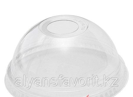 Крышка купольная d 95 мм с отверстием/без отверстия. РФ, фото 2