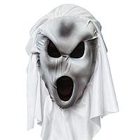 Маска Привидения для хэллоуина с мягкой подкладкой