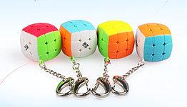 Кубик - брелок Qiyi Cube MoFangGe 3X3 Mini 30 mm