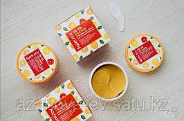 Гидрогелевые патчи витаминные Farm Stay DR-V8 Vitamin Hydrogel Eye Patch, 60шт.