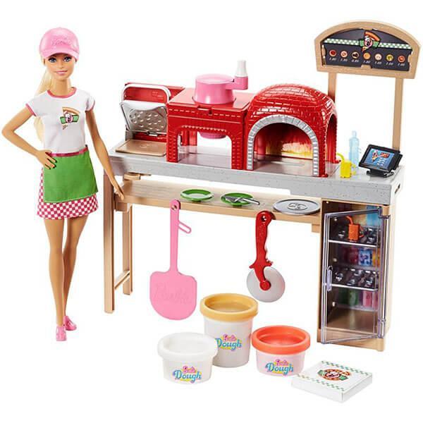 Mattel Barbie Барби Пицца шеф