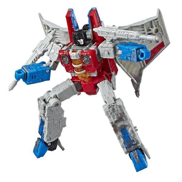 Hasbro Transformers  Трансформеры КЛАСС ВОЯДЖЕРЫ Старскрим