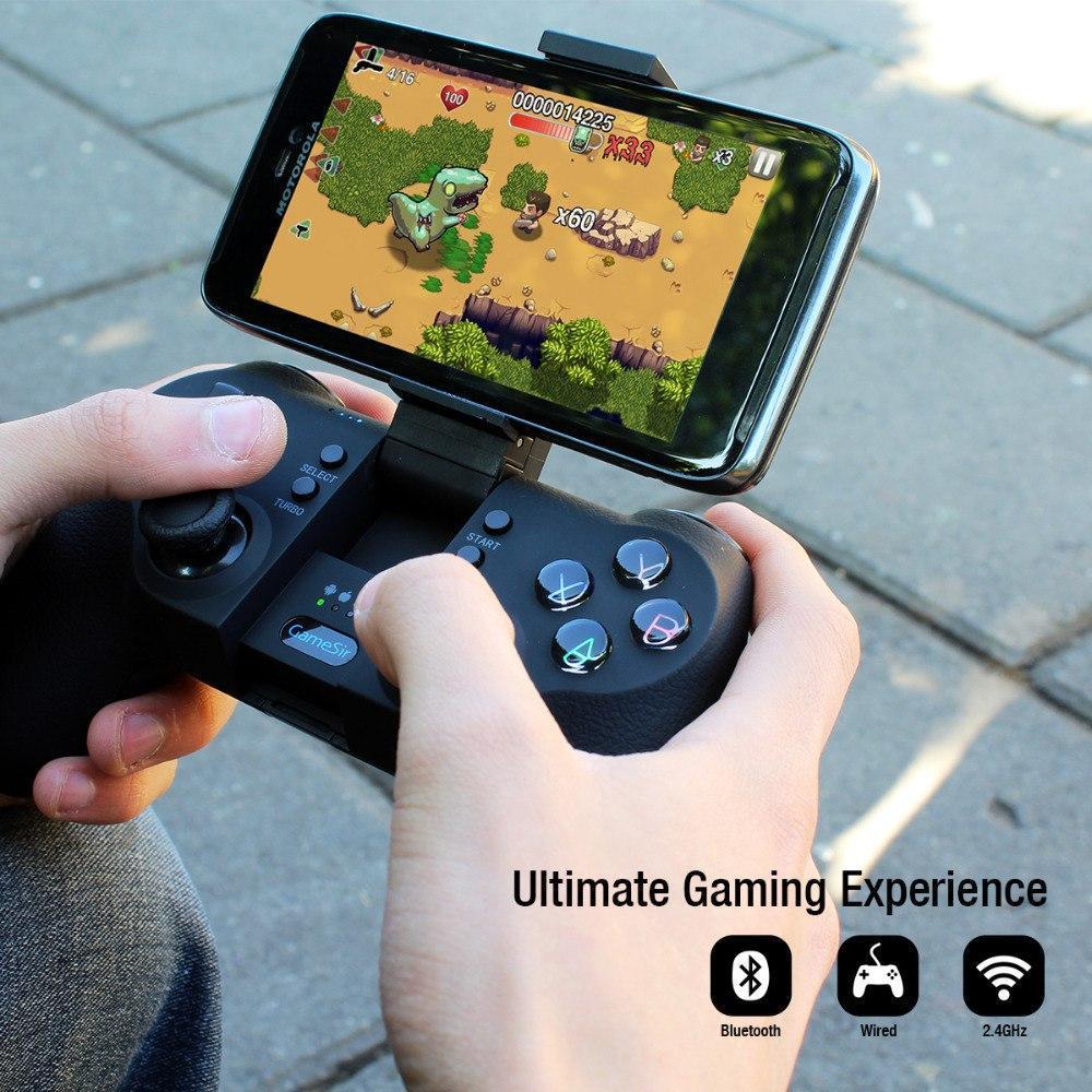Bluetooth Геймпад GameSir T1S для Телефона и Компьютера