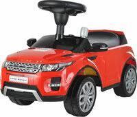 Chilok BO: Машина/Каталка RANGE ROVER  (муз.панель, спинка-толкатель)