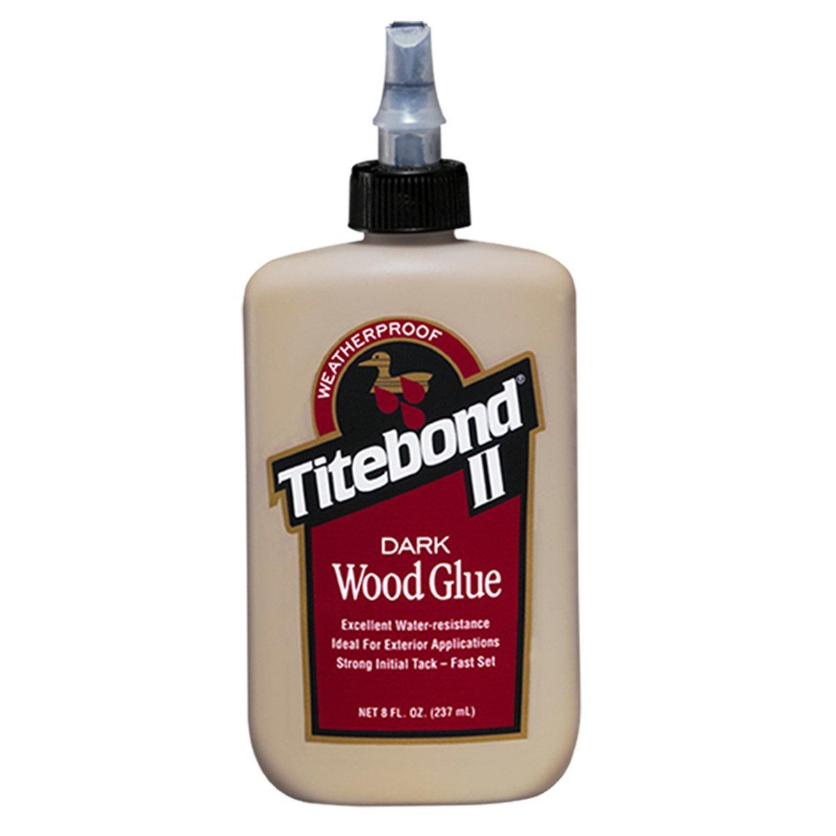 Клей для темных пород дерева Titebond Dark Wood Glue 237 мл