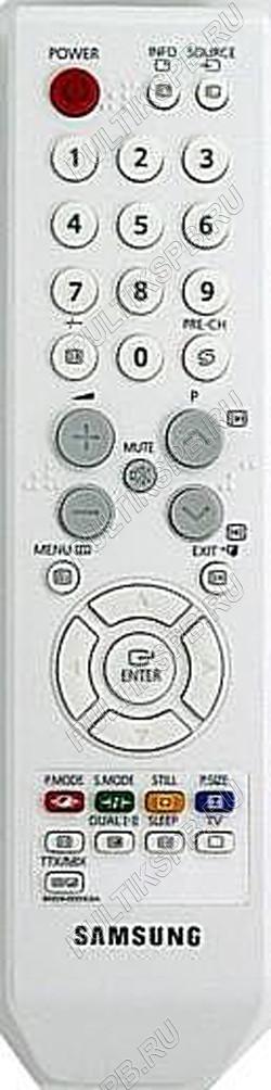 BN59-00589A пульт для телевизора Samsung(оригинал)