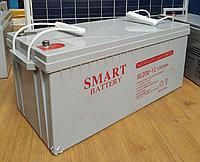 Аккумуляторная батарея 12V 200Ah Smart battery, 522х240х244, фото 1