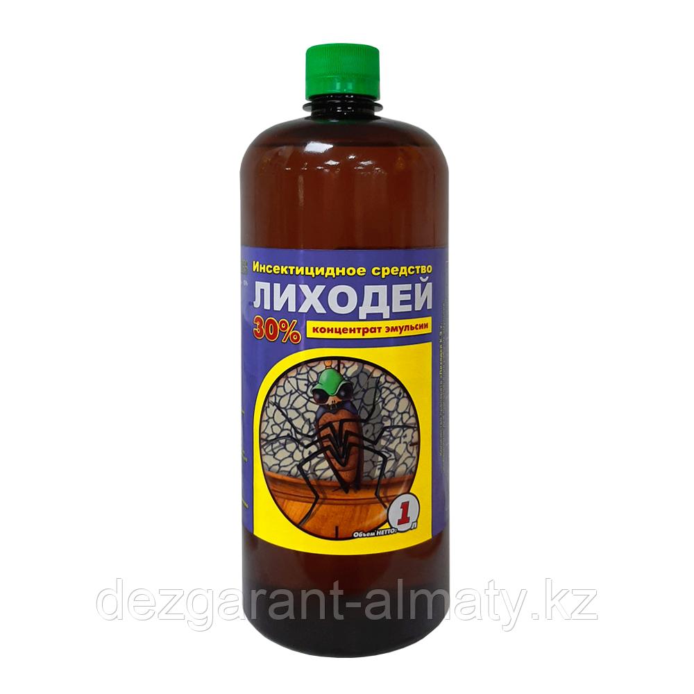 Лиходей (Кукарача) - Средство от тараканов, блох, клопов и насекомых