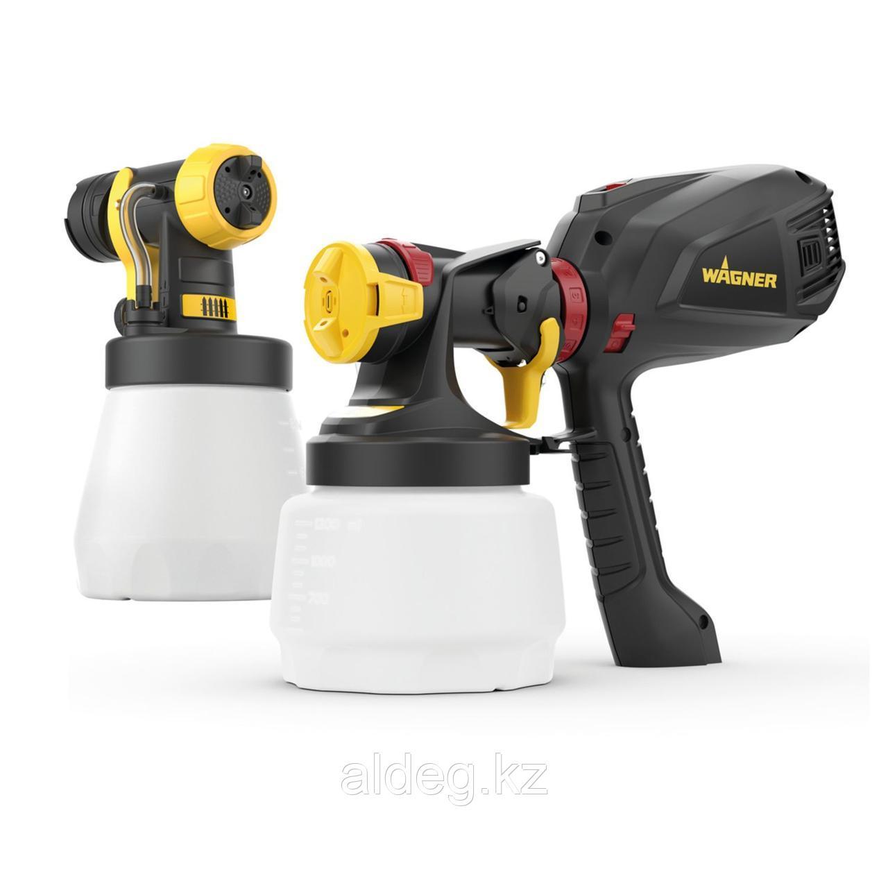 Электрический краскопульт Wagner Universal Sprayer W 590 Flexio