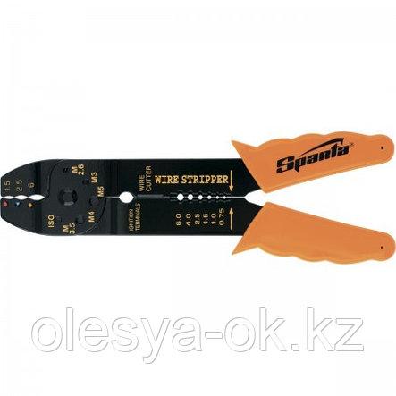 Щипцы для зачистки электропроводов SPARTA 177505, фото 2