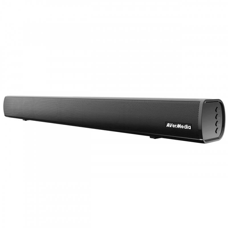 Саундбар 2.0 AverMedia SonicBlast GS331 Bluetooth 4.0