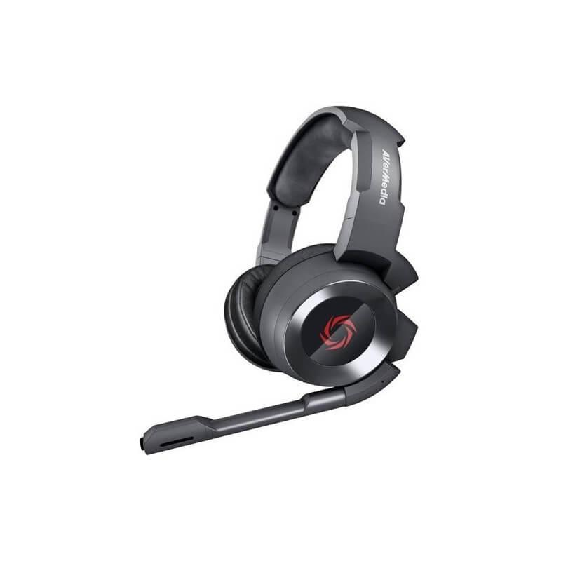 Игровые наушники AverMedia SonicWave GH335 Black