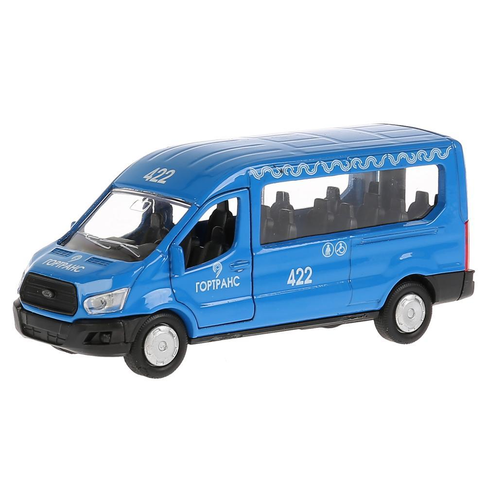 "Технопарк Инерционная машина ""FORD Transit"" - Гортранс"