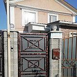 Ворота и калитка металлические, фото 3