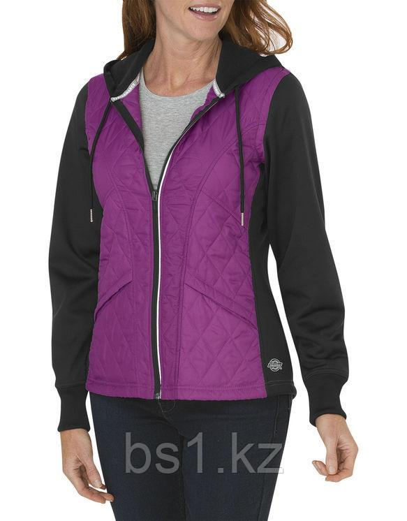 Куртка Women's Performance Work Tech Fleece Puffer Jacket
