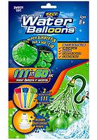 """Игровой набор """"Водные бомбочки"""" с адаптером, 111 шариков."""