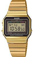 Наручные часы Casio Retro A-700WEG-9A, фото 1
