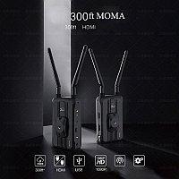 Беспроводной видео передатчик MOMA FT300+ Dual HDMI Wireless Video Transmitter and Receiver, фото 1
