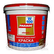 Краска латекс . PARADE W100 База A 5 л.