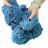 Кинетический песок 1 кг (Синий), Россия