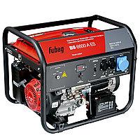 Генератор бензиновый Fubag BS 6600 A ES 6 кВт