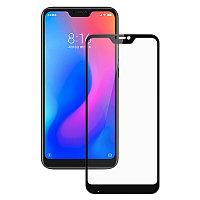 Защитное стекло Full screen PowerPlant для Xiaomi Mi A2 Lite, Black