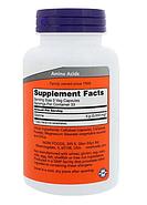 Now Foods, Глицин, 1000 мг, 100 растительных капсул, фото 3