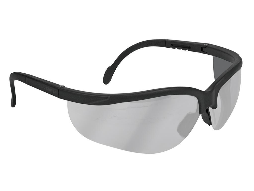 (10824) Защитные очки спортивные серые LEDЕ-I.E