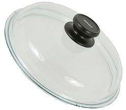 Крышка стеклянная 26 см.,  RISOLI 000200/26000