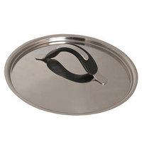 Крышка металлическая 24 см., Barazzoni Silicon pro inox (28512102480)