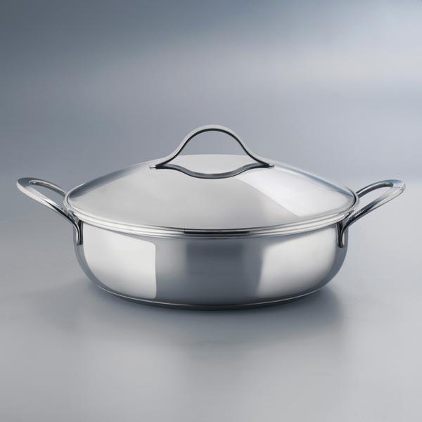 Крышка металлическая 18 см., Barazzoni DOLCE VITA (267121018)