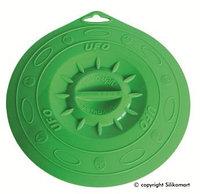 Крышка Silikomart Ø215 мм. силикон, зеленая UFO21/F, 72.210.81.0062